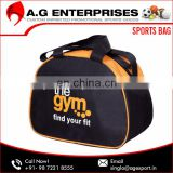 Standard Quality Material 100% Polyester Gym Bags for Sale