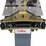 Multi-Functional Hydraulic Busbar Cutting-Punching-Bending-Machine