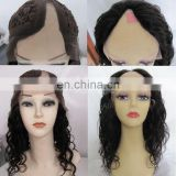 "Fashion wig! U-part wigs with 0.5"" lace front ,HOT SALES!lace front wig"
