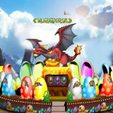 Park and amusement park equipment----Dragon troopers