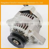 Excavator 6D22 engine parts diesel generator alternator A4T66686