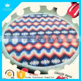 2016 Wholesale Super Cheap 100% Cotton Printed Super Cheap Tassel Round Beach Towel In China