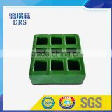 Fiberglass reinforced plastic grating panel