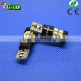 Waterproof high power car led lights wholesale18smd 3014smd T10 CANBUS led auto light for all cars