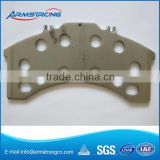 trailer truck brake pad back plate for BPW
