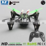 Hot sale 2.4GHz 4 Channels h107c 200w hubsan x4 with camera 6-axis 7cm mini Quadcopter RTF
