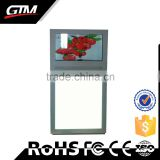 32 inch Transparent LED Display All in One Computer 3G Display Ad Player Touch Computer All in One Wifi