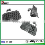 Reliable dental orthodontic products /orthodontic bondable buccal tube/ roth tube for orthodontic buccal