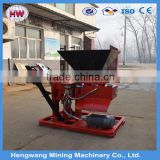 Manufacturer Direct Factory manual block making machine, manual interlocking earth/mud/ clay brick making