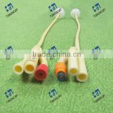 3 way standard foley catheter latex material 24Fr
