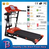 Home fitness exercise house fit folding mini walking treadmill