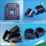 High technology factory injection molding products custom black nylon injection plastic parts