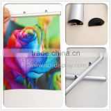Advertising Displaying Stand Hanging on the Wall and Suspension Type Aluminum Poster Clamp Customization