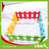 plastic children fence/garden kids pvc fencing/children outdoor used temporary fencing for sale LE.WL.002