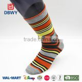 100% cotton socks seamless colourful mens socks