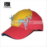 2015 Galaxy Wholesale 3D Embroidered Short Brim Snapback Hat Custom Cotton Baseball Caps