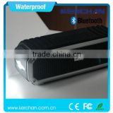 10years OEM experience 10w Super bass portable waterproof bluetooth speaker with 2200mAh