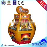 Coin push machine for sale gold fort coin pusher amusement machine