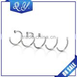 Nickle Free Nose Rings Stainless Steel Nose Piercing Jewelry Wholesale