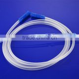 Disposable suction connect catheter with Yangker handle