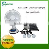 solar lighting system for homes led lights for lamps long lasting emergency lights kits with 2pcs lamps and cable