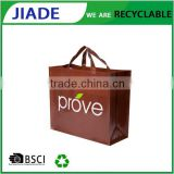 New Design 2014 bag supply for europe and north america/pp non woven bag for kids gift/full color pp non-woven bag