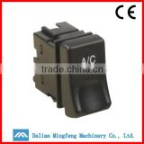 Auto air conditioner switch plastic injection parts/plastic components