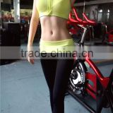 Summer new style pants Sport capris for women slimming pants Fitness leggings Training tight pants