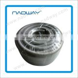 Plastic PVC Flexible Electrical Conduit Hose Perforated Corrugated Pipe made in china from NADWAY