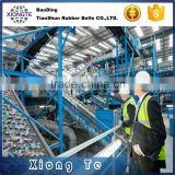 Top 10 Abrasion Resistant St1000 Steel Cord Conveyor Belt Manufacturer/From China mainland