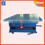 Electronic Concrete Magnetic Vibrating Table,concrete vibrating table for bulk material handling