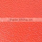 embossed metal sheet decorative orange/diamond pattern fireproof stucco with factory price