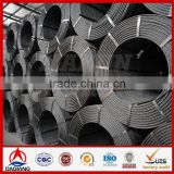 high carbon steel wire for flexible duct mattress spring brushes and ropes production in china