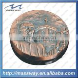 custom 3D characters of commemorative coin antique copper coin