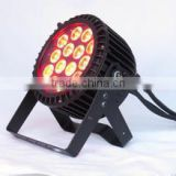 Night club effect par56 lighting RGBW 4 in 1 stage par can for wedding decoration 12*15W leds