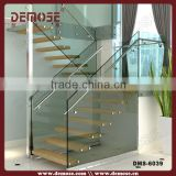 contemporary staircases/oak stair step