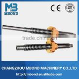 Custom Made Lead Screw Price with Trapezoidal Thread