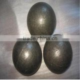 Alloyed cast steel grinding ball for cement grinding ball mill, mining used cast steel grinding ball