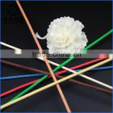 Colored rattan sticks and dia 8.0 sola flowers for reed diffuser glass bottle for sale                                                                         Quality Choice