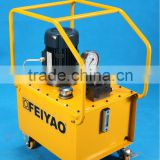 FEIYAO 5.5 KW electric hydraulic pressure test pump