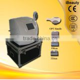 2015 AFT SHR manufacture super hair removal machine / shr hair removal / ipl 950 professional ipl hair removal elight shr