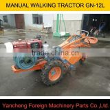 MANUAL WALKING TRACTOR GN-12L / LOW PRICE MINI TRACTOR