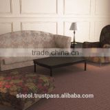 Eco-friendly and Tasteful living room sofa set Upholstery for interior decoration use , wallpaper also available