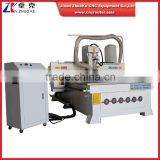 6kw HSD Air cooling spindle Mach 3 control system cnc router wood carving machine for sale 1325