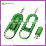 Plastic bottle opener usb flash drive bottle opener usb drive,beer opener usb flash drive 2.0