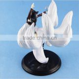 league of legends action figure the Nine-Tailed Fox Ahri Customize realistic famous games lol hero pvc 1/6 collection oem odm