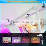 Led Facial Light Therapy Biolight Skin Care Machine Led Light Therapy Home Devices LED Light Pdt Therapy Machine With 2 Arms