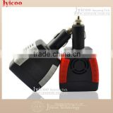 Jyicoo 75w Cigarette Lighter Adapter DC 12V to 110V AC Outlets and USB 2.0A 75W Power Inverter for Cars