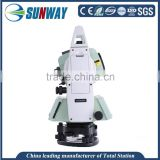 Sunway ATS-420L8 long ranging reflectoless total station for surveying, construction, civil engineering