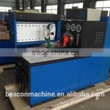 taian beacon manufacturer 12PSB auto electrical test bench for testing injector and pump